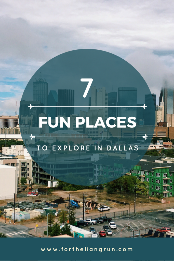7 Fun Places to Visit in Dallas for a Weekend For the