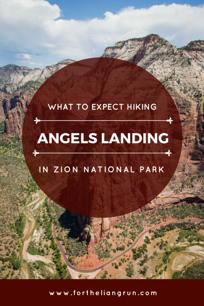 Tips for hiking Angels Landing in Zion National Park. Get ready to take some phenomenal photography shots - the views on top are amazing!